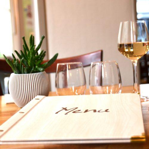 La carte du restaurant La Normande.